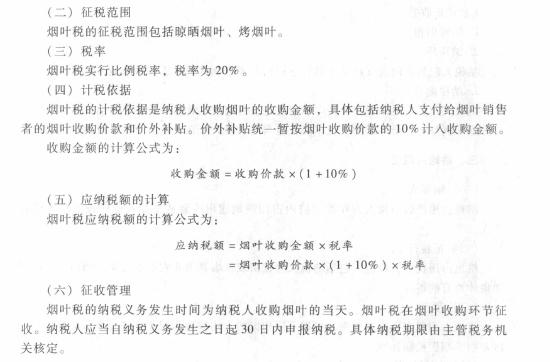 《经济法基础》(第六章第十节)